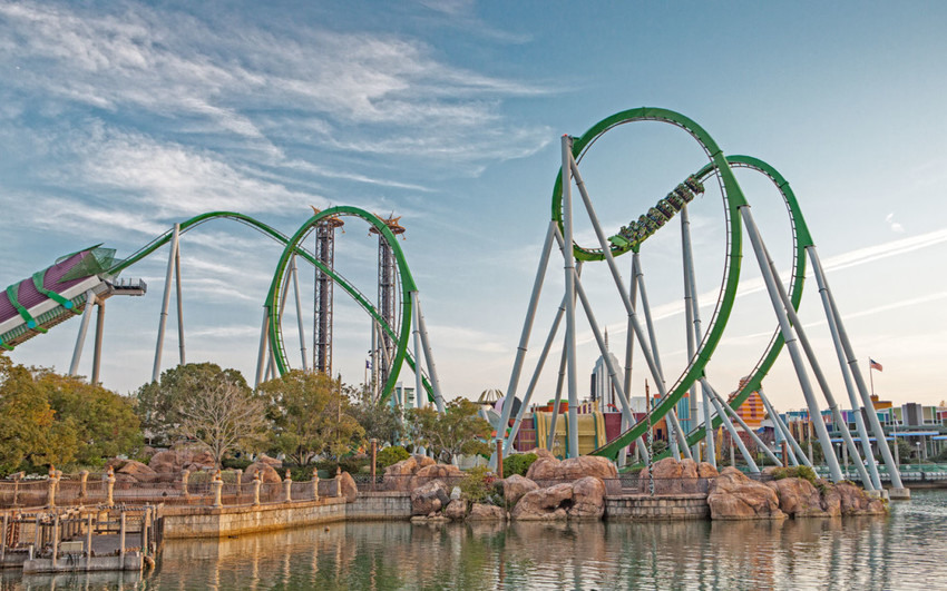 The Incredible Hulk Coaster To Undergo Major Enhancement and Refurbishment Work