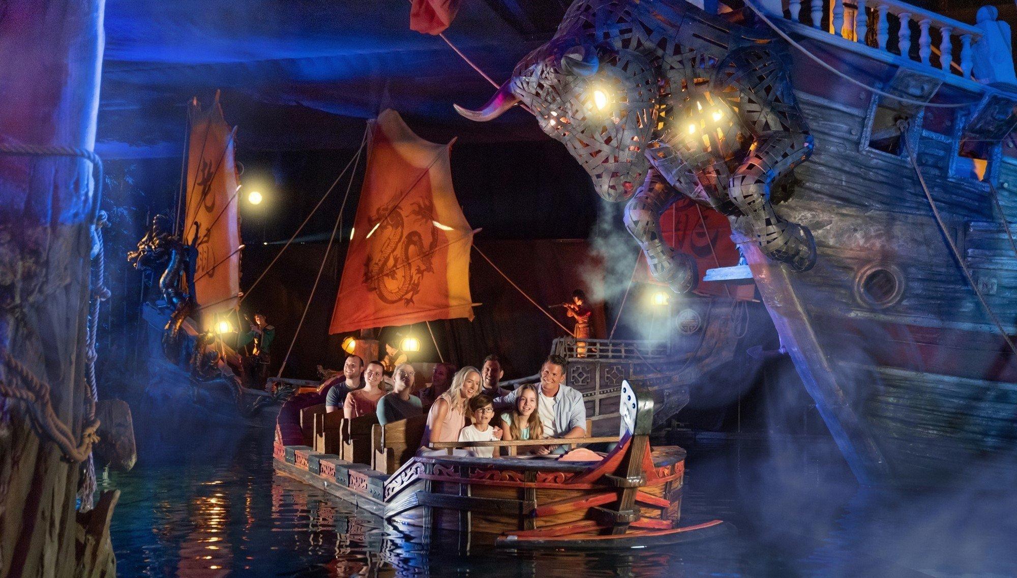 Pirates in Batavia en Europa Park: Opiniones e Info | PACommunity