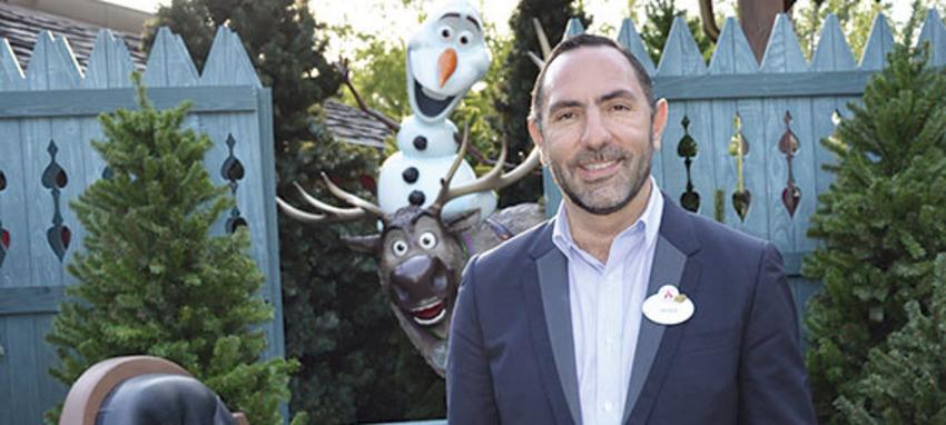 Javier Moreno, Director de Marketing y Ventas Sur de Europa de Disneyland París