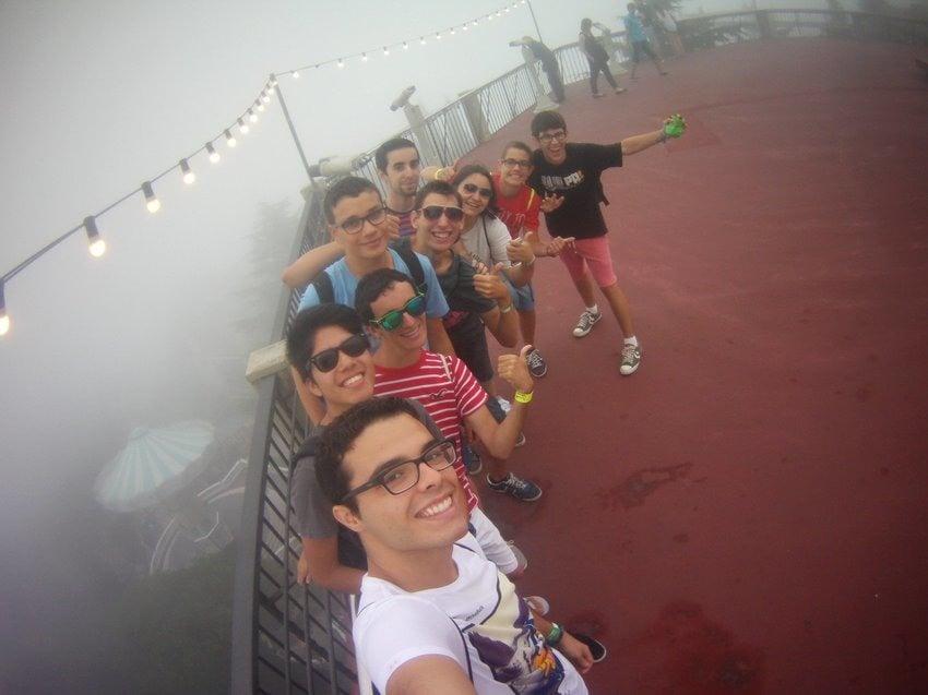 Niebla!