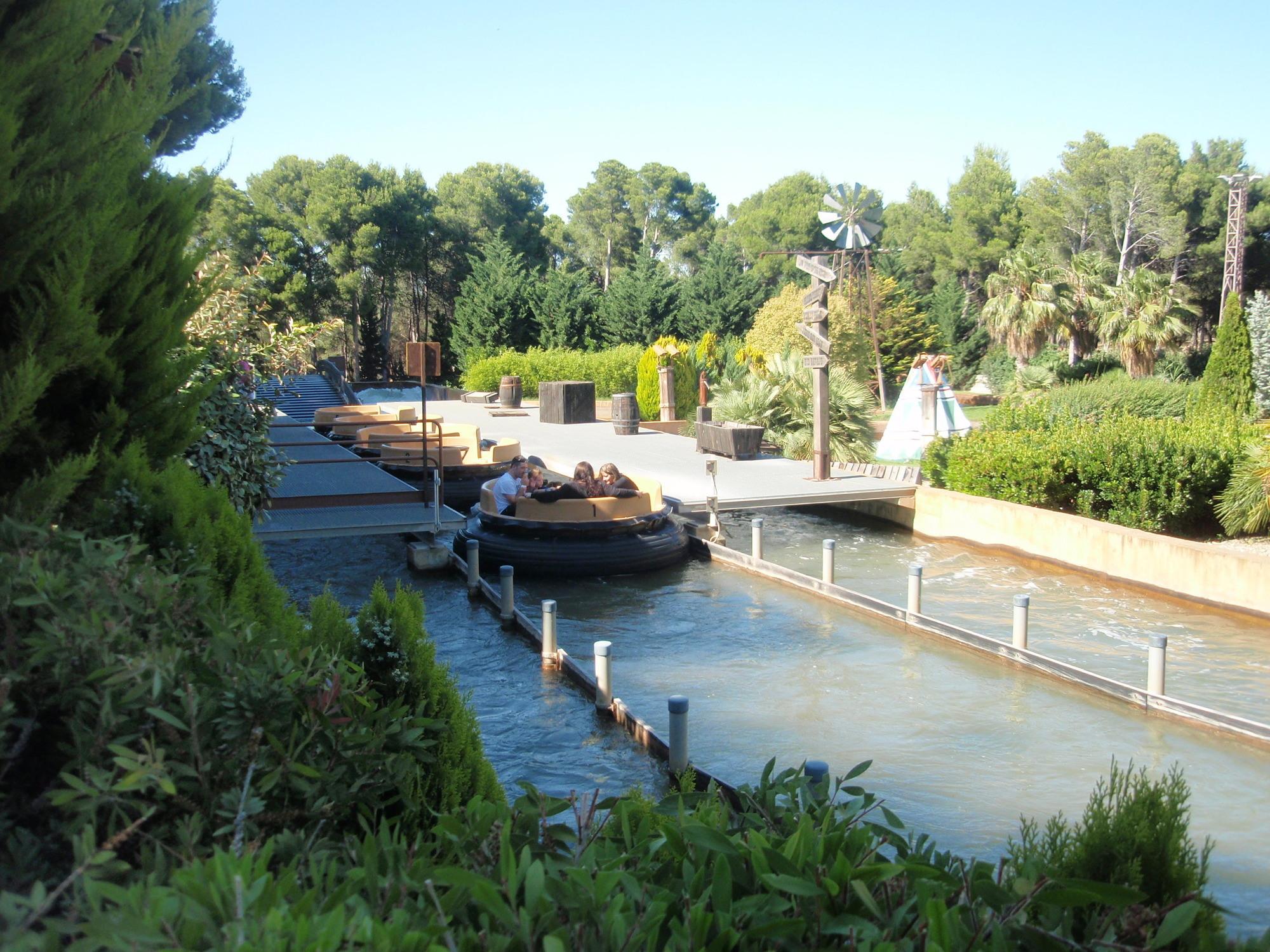 Rio navajo en parque de atracciones de zaragoza opiniones e info pacommunity - Parque atracciones zaragoza ...