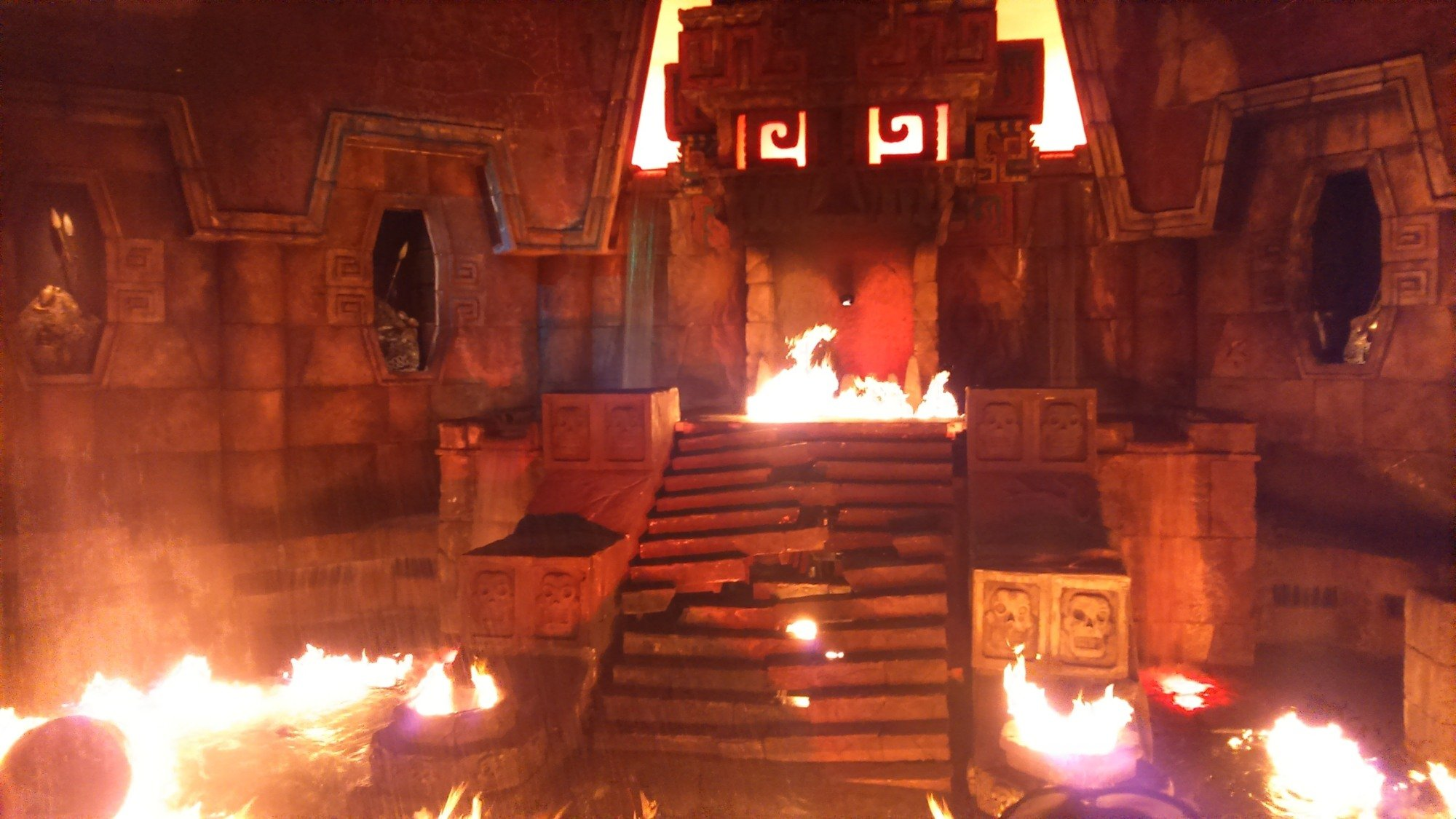 Templo Del Fuego En Portaventura Opiniones E Info Pacommunity