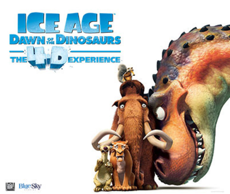 Ice Age, the 4-D Experience
