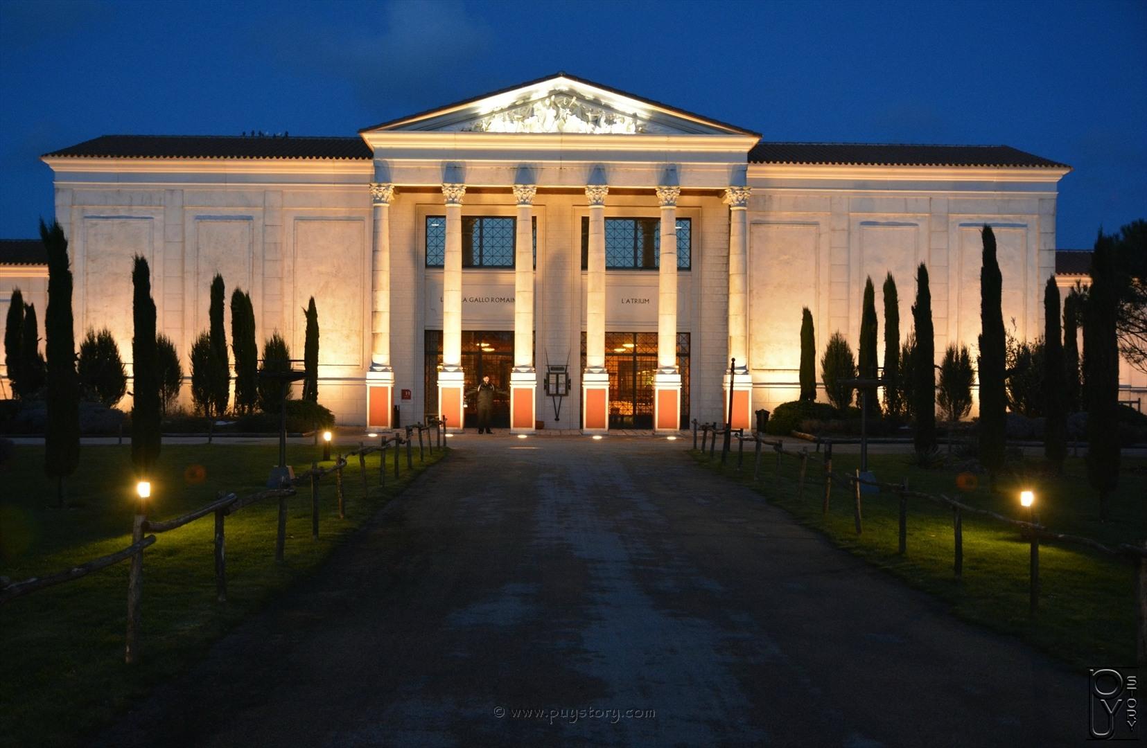 La Villa Gallo Romaine En Puy Du Fou Francia Opiniones E