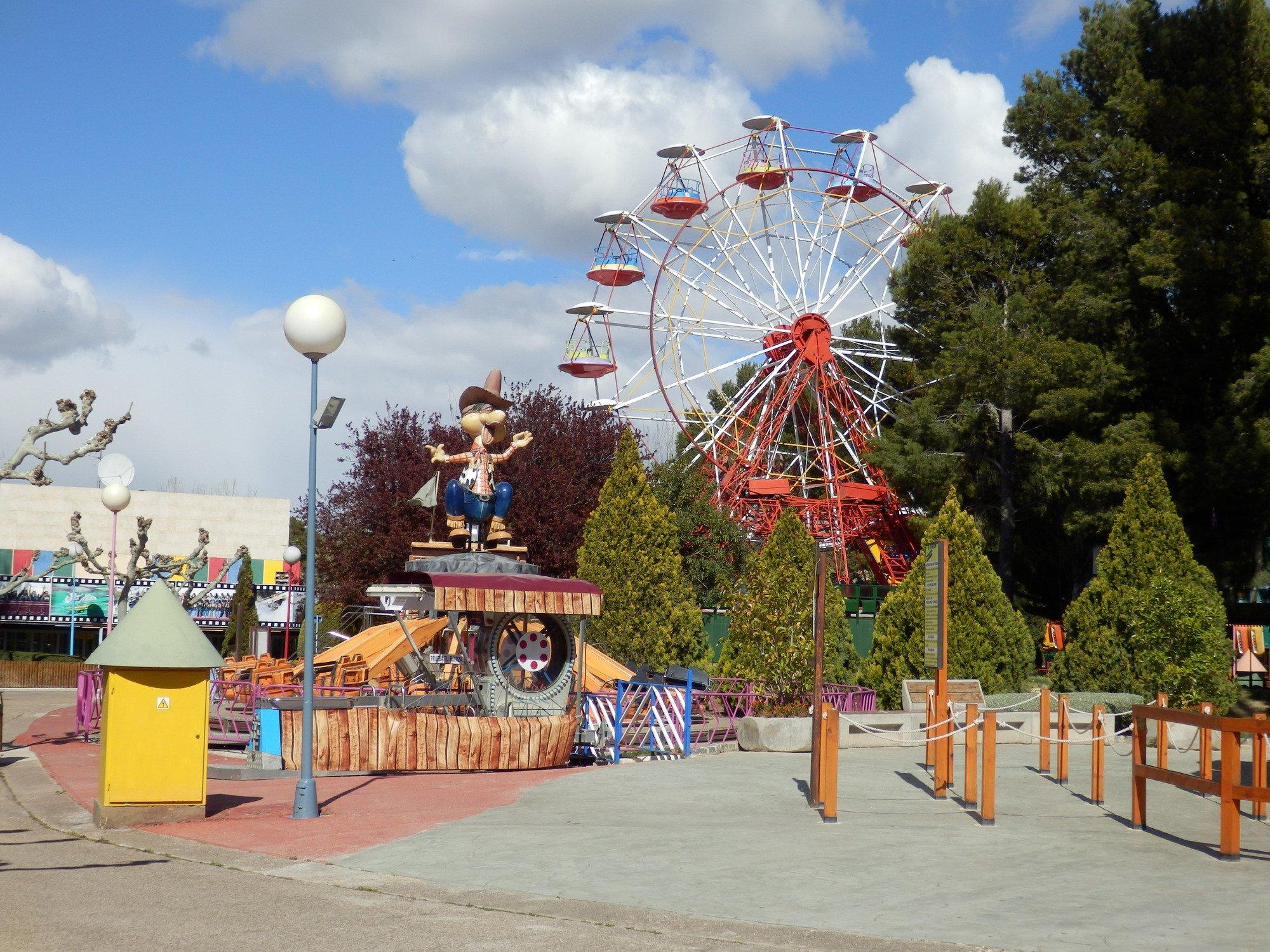 Fotos de cangurito en parque de atracciones de zaragoza pacommunity - Parque atracciones zaragoza ...
