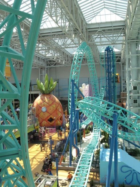 Travelers who viewed Nickelodeon Universe also viewed