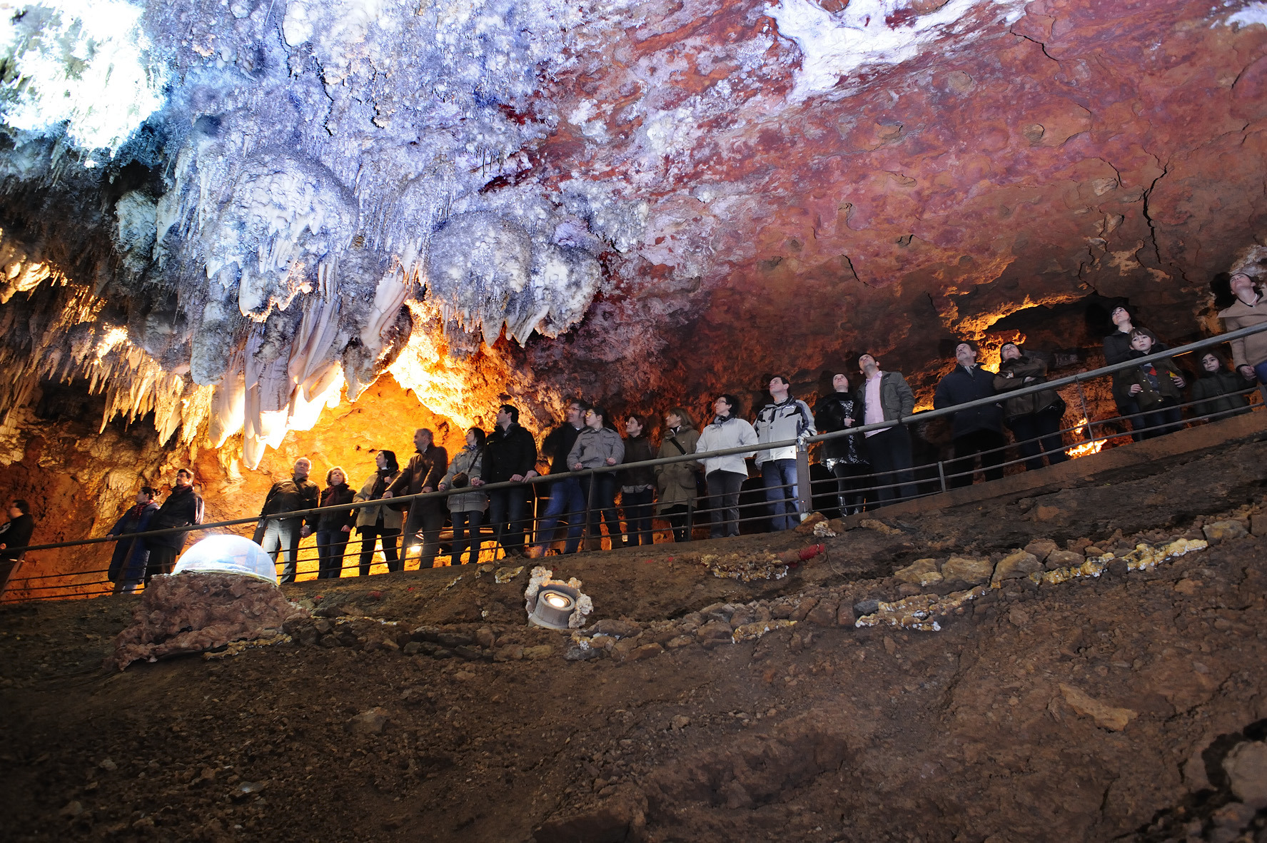 Cueva El Soplao Pacommunity
