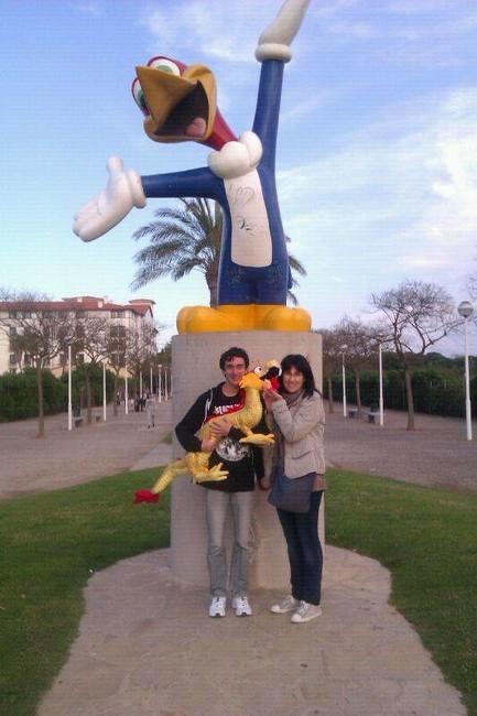 Con Gemma y el Dragón!