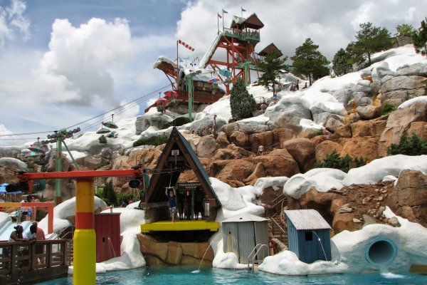 Disney Blizzard Beach