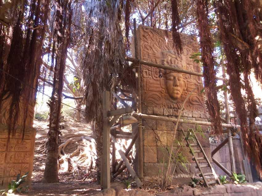 Salida Templo del Fuego