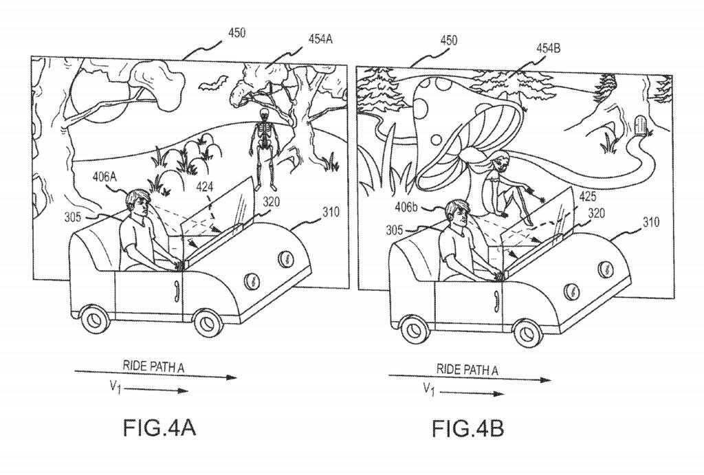 Disney patenta atracciones que cambian según nuestro estado de ánimo