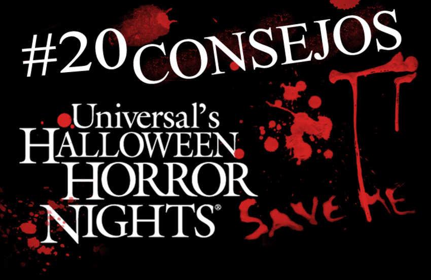 20 consejos para sobrevivir a las Universal Horror Nights, el mejor Halloween event del mundo