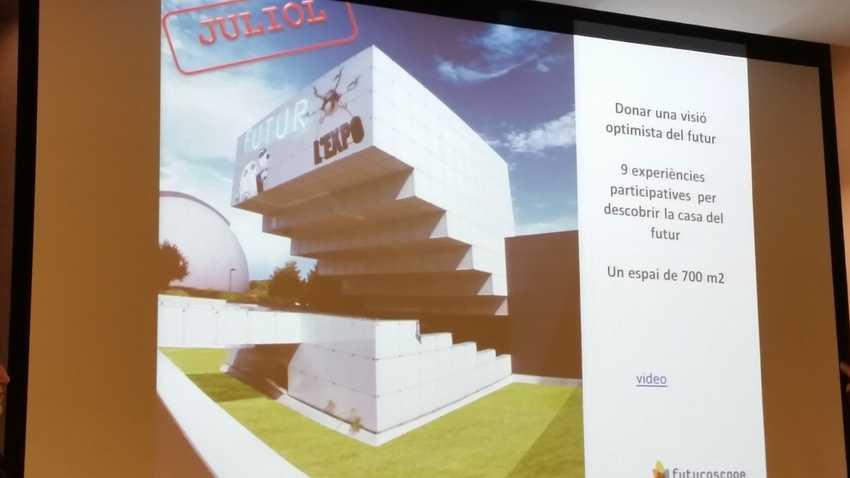 Futur l'expo (pavillon Images Studio) · 2015-2019 - Page 3 1abe7c011f0fc0f9215325af276d8bae