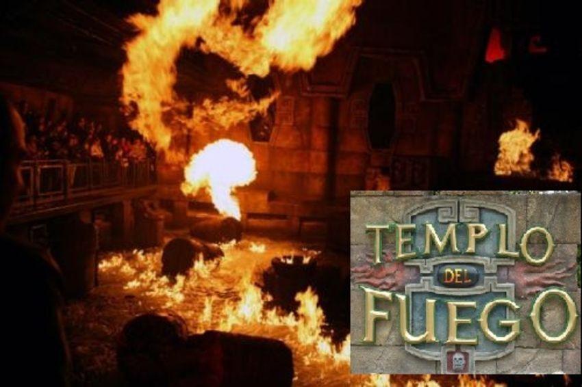 El Templo Del Fuego Trailer Video Pacommunity