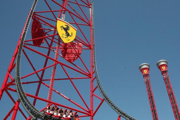 Ferrari Land PortAventura