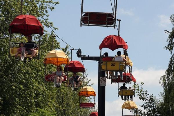 Centreville Amusement Park Toronto