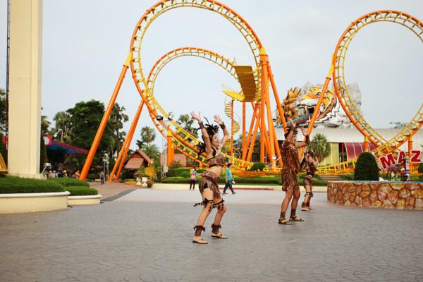 Siam Amazing Park