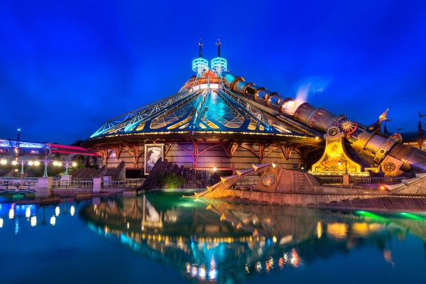 Disneyland Paris Park