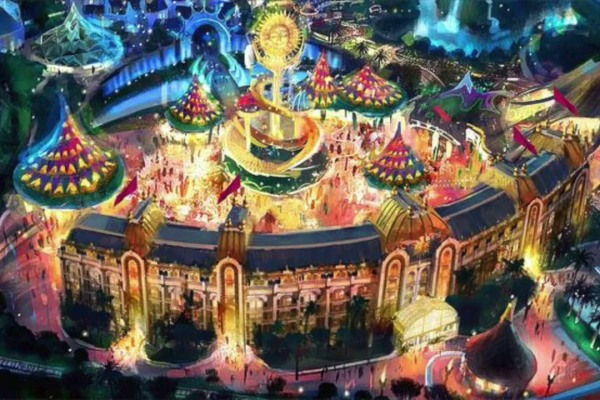 Parque Cirque du Soleil