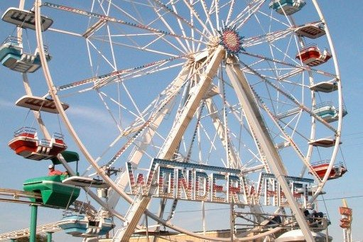 Wonderland Amusement Park