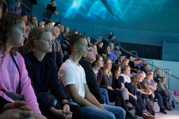 Blue Planet- Acuario Nacional de Dinamarca