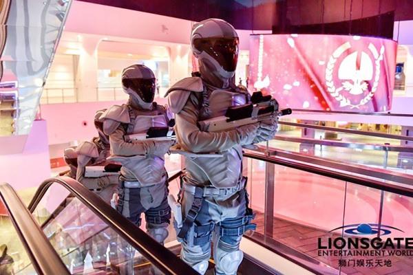 Lionsgate Entertainment World