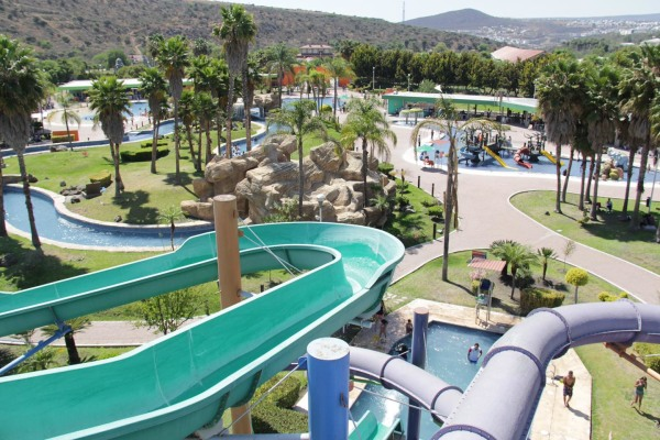 Parque Bicentenario Queretaro