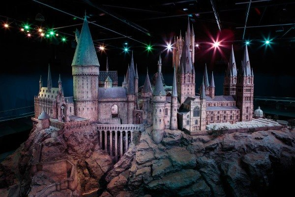 Harry Potter.  Warner Bros Studio London