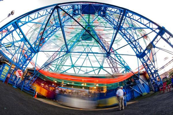 Deno`s Wonder Wheel Park