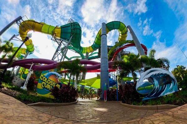 Adventure Island Water Park