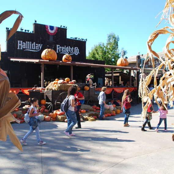 Foto de Halloween PortAventura 2012