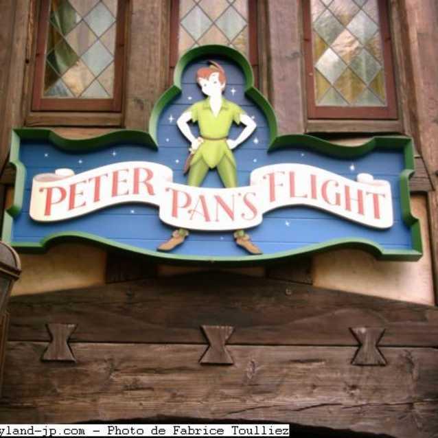 Inicio parques disneyland paris park atracciones peter pan s flight